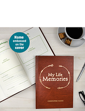 MY LIFE MEMORIES JOURNAL
