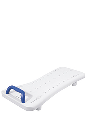 Width Adjustable Bath Board with Integral Handle