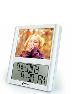 Picture Frame Radio Controlled Clock