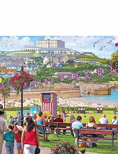 Newquay Harbour Jigsaw