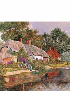 Rural Retreats 1 Jigsaw