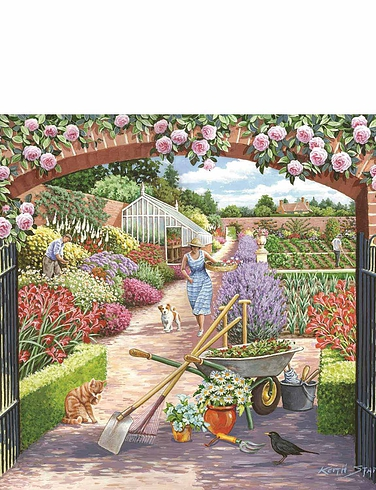 Walled Garden Jigsaw