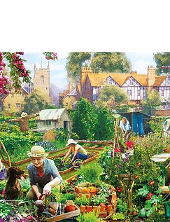 Green Fingers Jigsaw