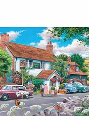 Travellers Rest Extra Large Jigsaw