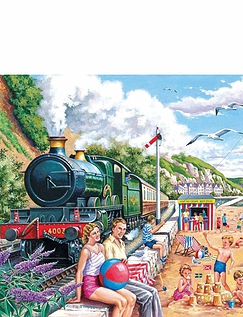 Seaside Special XL Jigsaw
