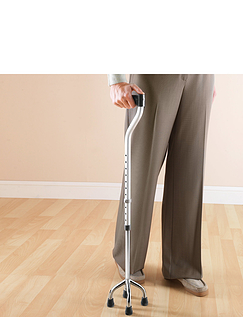 Height adjustable Quad Walker