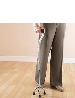 Height adjustable Quad Walker