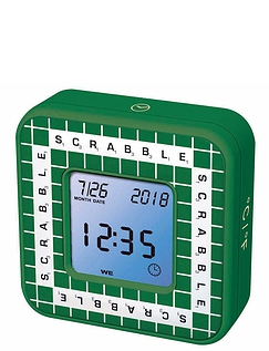 Multi-Function Clock and Timer For Scrabble