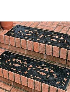 Step-safe Outdoor Rubber Mat