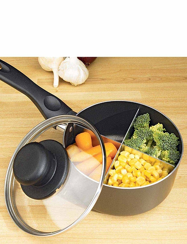 6 Inch Four Way Pan
