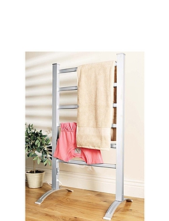 Heated Towel Rail and Clothes Airer