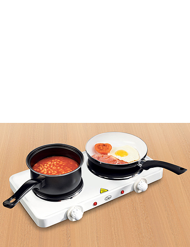 Double Hot plate