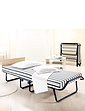 Small Double Folding Bed with Memory Foam Matress