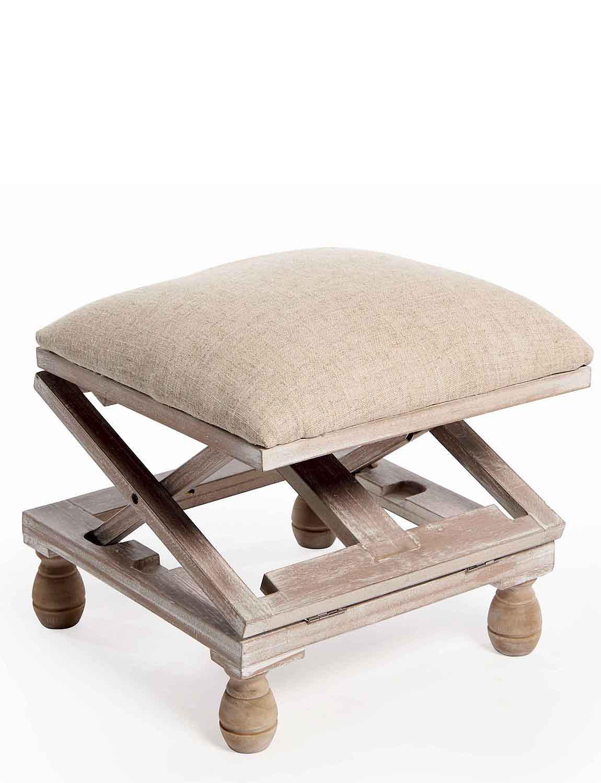 Charmant Adjustable Footstool
