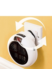 Handy Rotatable Compact Heater