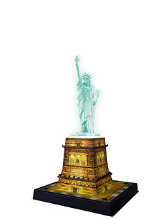 Statue of Liberty -Build IT 3D Puzzels