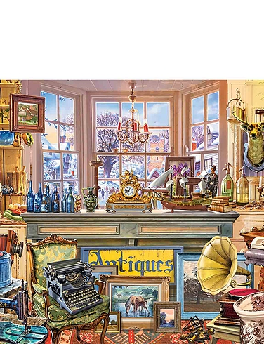 Your Favourite Shops 4 x 1000pc Jigsaws