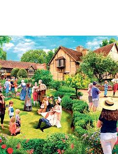 Warwickshire - Jigsaw