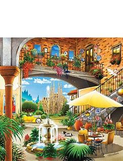 Barcelona - Jigsaw