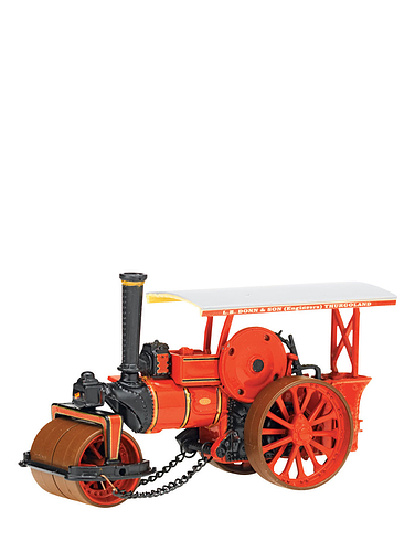 Fowler Steam Roller No. 15981