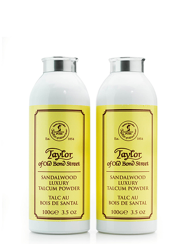 Luxury Talc