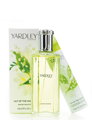 Yardely Gift Set Lily of the Valley