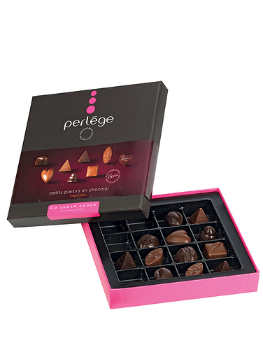 Perlege Luxury No Added Sugar Chocolates