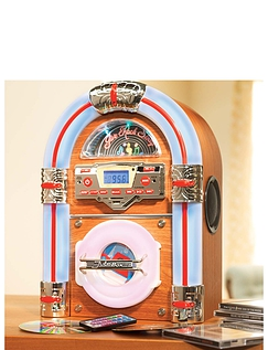 CD/MP3/Radio Jukebox