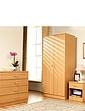 Great Value Bedroom Furniture - Bedside Cabinet