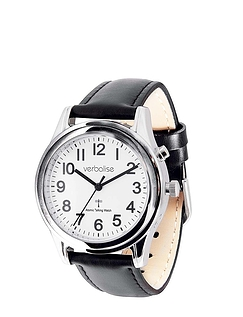 Mens Radio Controlled Talking Watch