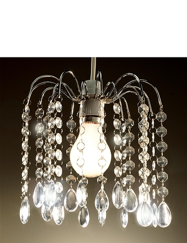Droplet Gem Chandelier Lightshade