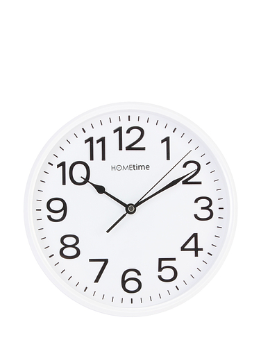 Silent Swwp Wall Clock