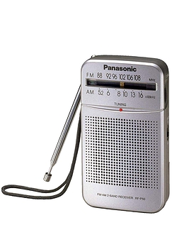 Panasonic Personal Sports Radio
