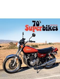 70's Super Bikes Calendar