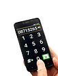 Big Screen Easy-To-Be Smart Phone