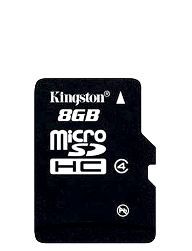 Micro SD Memory Card 8GB