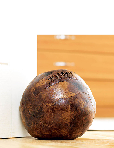 Novelty Football Doorstop