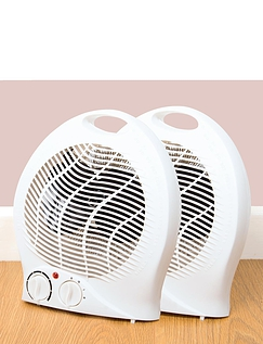 Upright Fan Heater