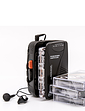 Personal Cassette Player/Recorder With Radio & Microphone