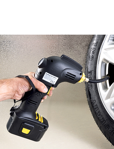 Cordless Tyre Inflator