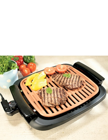 Copper Chef Smokeless Indoor Grill