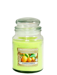 Citrus Garden Liberty Candle