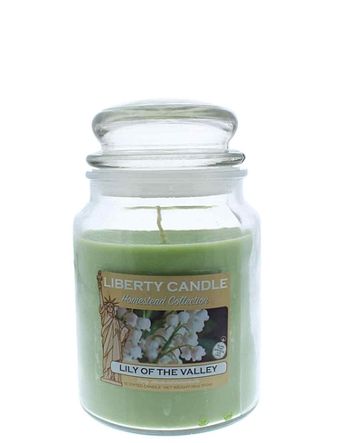 Lily Of The Valley Liberty Candle