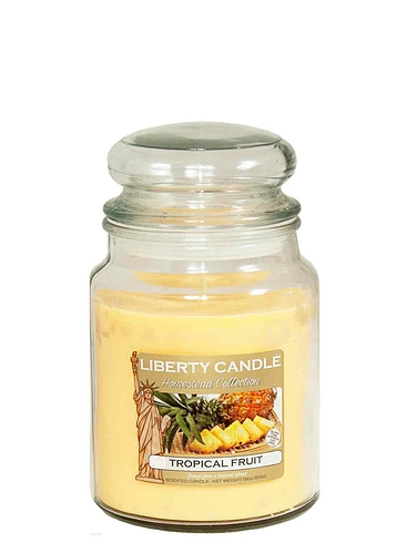 Tropical Fruit Liberty Candle
