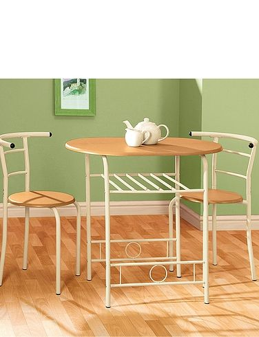 Compact Table And Chairs Set