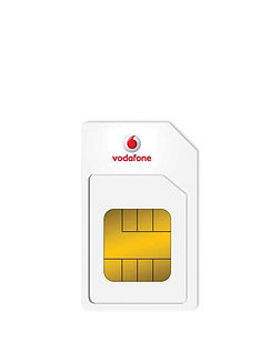 Pay-As-You Go Virgin Sim Card