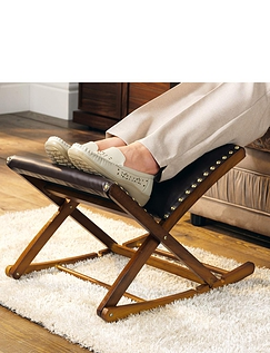 Adjustable Rocking Footrest