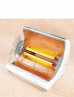 Two Bar Heater