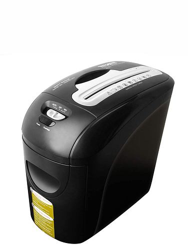 3-IN-1 Confetti Shredder