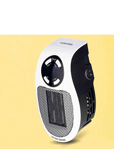 Powerful Mini Ceramic Heater